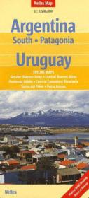 Vente livre :  Argentina : south, patagonia ; uruguay (édition 2010)  - Collectif