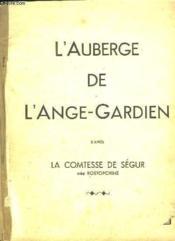 L Auberge De L Ange Gardien. - Couverture - Format classique