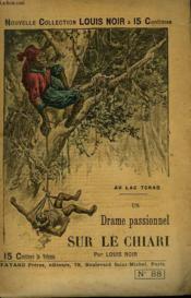 Au Lac Tchad. Un Drame Passionnel Sur Le Chiari. - Couverture - Format classique