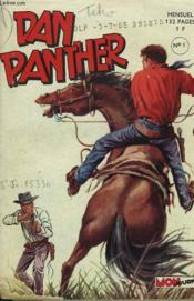 Dan Panther N°1. Hold-Up A Hong-Kong. - Couverture - Format classique