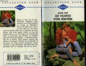 Les Vacances D'Une Heritiere - Heirs To Loving - Couverture - Format classique