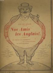 Nos Amis Les Anglais !... - Couverture - Format classique