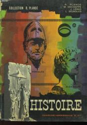 Histoire 6° - Orient Grece - Couverture - Format classique