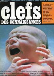 Clefs Des Connaissances - N°6 - Couverture - Format classique