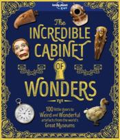 Vente livre :  The incredible cabinet of wonders (édition 2017)  - Collectif - Collectif Lonely Planet