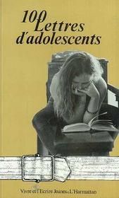 100 lettres d'adolescents - Intérieur - Format classique