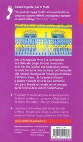 Guatemala - 4ème de couverture - Format classique