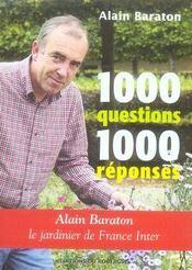 1000 questions 1000 réponses - Intérieur - Format classique