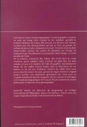 Corps De L'Empreinte (Le) - 4ème de couverture - Format classique