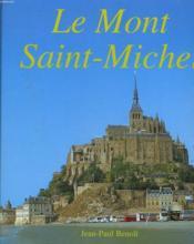 Le mont saint michel - Couverture - Format classique
