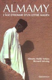 Almamy2:L'Age D'Homme D'Un Lettre Malien - Intérieur - Format classique