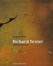 Richard Texier, atlantic latitude - Couverture - Format classique