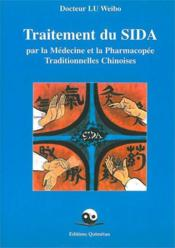 Traitement Du Sida Par Medecine Chinoise - Couverture - Format classique