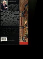 Les vierges du vatican t.2 ; les ateliers de dame alix - 4ème de couverture - Format classique