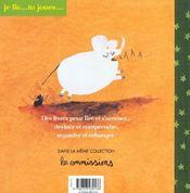 Quel Cirque ! - 4ème de couverture - Format classique