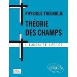 Physique Theorique Theorie Des Champs - Couverture - Format classique