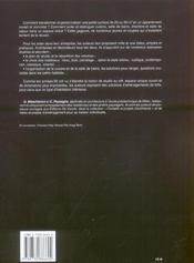 Idees Et Projets D'Amenagament Pour Son Studio - 4ème de couverture - Format classique