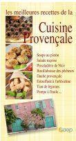Les meilleures recettes de la cuisine provencale - Couverture - Format classique