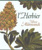 L'Herbier D'Ulisse Aldrovandi - Intérieur - Format classique