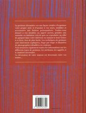 Techniques De Peinture Decorative - 4ème de couverture - Format classique