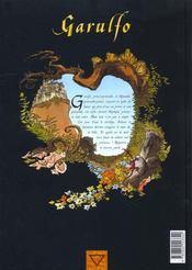 Garulfo t.5 ; preux et prouesses - 4ème de couverture - Format classique
