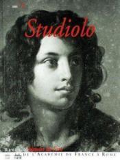 Studiolo t.2 ; Rome et l'Europe romantique - Couverture - Format classique