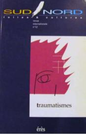 Sud/Nord 12 - Traumatismes - Couverture - Format classique