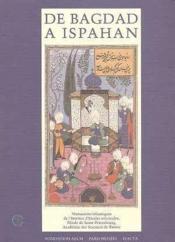 De Bagdad A Ispahan - Couverture - Format classique