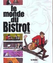 Le Monde Du Bistrot - Intérieur - Format classique