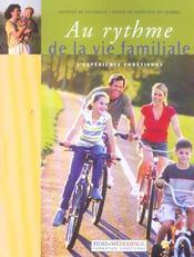 Au Rythme De La Vie Familiale - Intérieur - Format classique