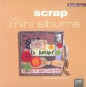 Scrap les mini albums - Couverture - Format classique