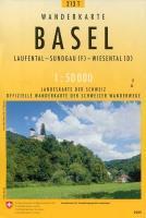 Basel pédestre - Couverture - Format classique