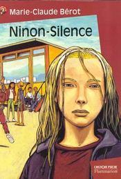 Ninon ; silence - Intérieur - Format classique