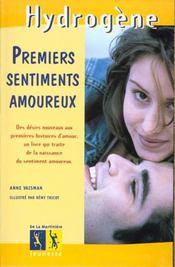Premiers Sentiments Amoureux - Intérieur - Format classique