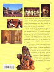Sur Les Chemins De Citeaux, Moines Cisterciens En Terre De France - 4ème de couverture - Format classique