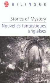 Vente  Stories of mystery / nouvelles fantastiques anglaises  - Collectif - Urbe Condita