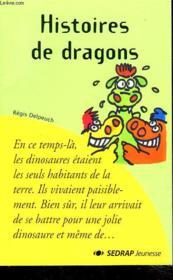 LECTURE EN TETE ; histoires de dragons - Couverture - Format classique