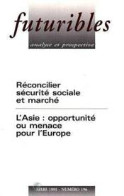 Futuribles N.196 - Couverture - Format classique