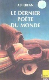 Le Dernier Poete Du Monde - Couverture - Format classique