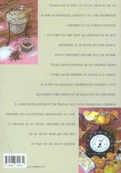 Savons Et Savonnettes - 4ème de couverture - Format classique