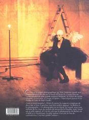 Olivier Py, Epopees Theatrales - 4ème de couverture - Format classique