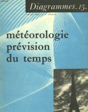 Meteorologie Prevision Du Temps - Couverture - Format classique