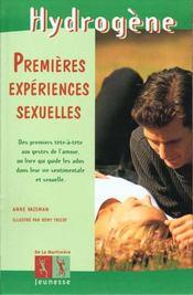 Premieres Experiences Sexuelles - Intérieur - Format classique