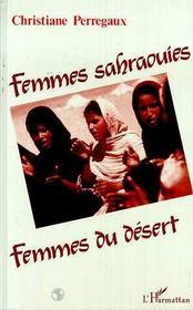 Femmes Sahraouies Femmes Du Desert - Intérieur - Format classique
