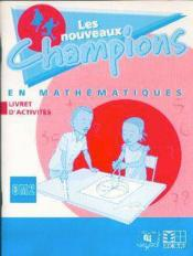 Nouveaux champions maths activites cm2 - Couverture - Format classique