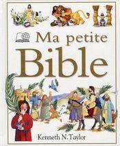 Ma petite bible - Intérieur - Format classique