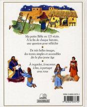 Ma petite bible - 4ème de couverture - Format classique