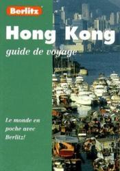 Honk Kong - Couverture - Format classique