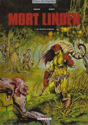 Mort Linden T.1 ; Les Peuples Jumeaux - Intérieur - Format classique