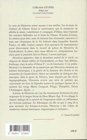 Oeuvres Poetiques - 4ème de couverture - Format classique